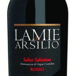 LAMIE DI ARSILIO DOC SALICE SALENTINO ROSSO