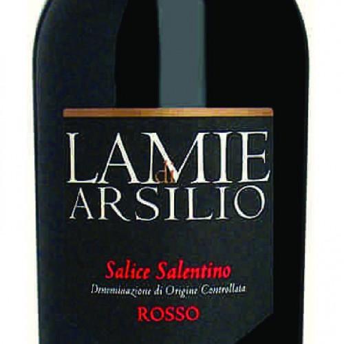 """""""LAMIE DI ARSILIO"""" SALICE SALENTINO D.O.C. ROSSO"""